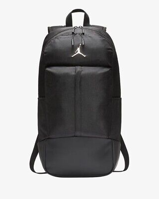 New w/Tag Nike Air Jordan Fluid Backpack 9A0166-023 Black Shop Fast