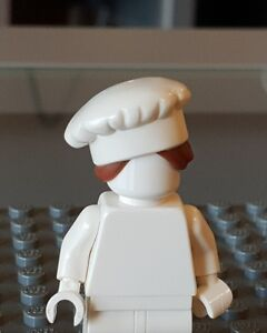 New LEGO MINIFIGURES SERIES 17: GOURMET CHEF   : HAT X 1,PARTS