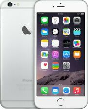 Apple iPhone 6 16GB Silver LTE Cellular Rogers/Fido MG3C2CL/A