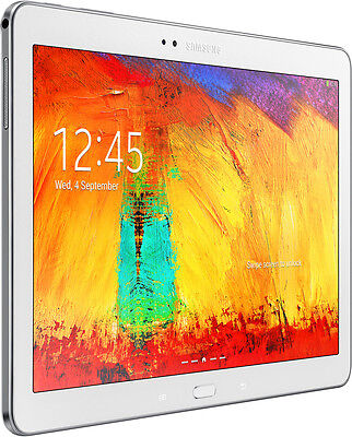 Samsung Galaxy Note 10.1 2014 Edition (16GB, White, Wifi-Only)
