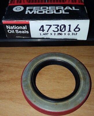Federal Mogul Oil Seal473016 New