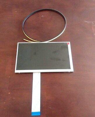 New Tranax Hantle 1700w 1705w Genmega 1900 G1900atm Screen 7 Lcd