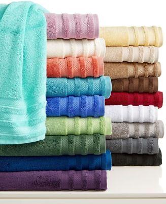 Charter Club Classic Pima Cotton 5-PC Bath Towel / Hand Towel White F018