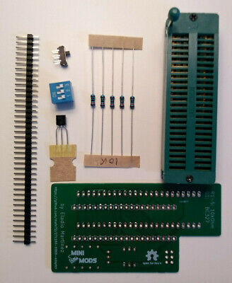 Adapter Kit For Tl866 Minipro Eprom Programmer For 27c322 27c160 27c800 27c400