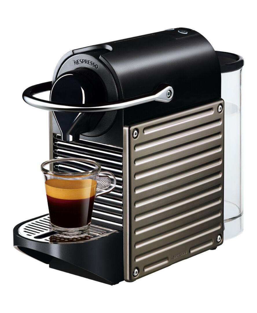 Nespresso Krups Pixie XN3005 Macchina Caffè + 20 Compatibili