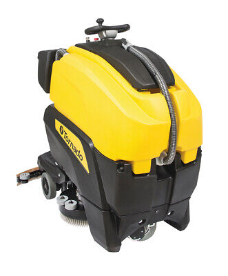 Tornado 28 99786 Stand-on Automatic Floor Scrubber Nationwide Warranty Service