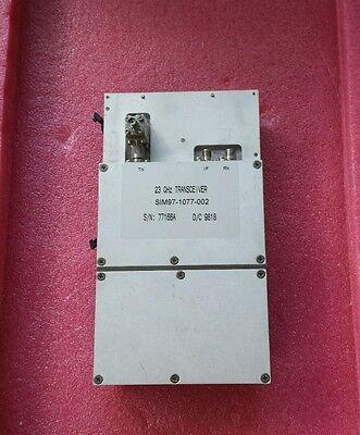 Hewlett-packard 23ghz Transceiver Microwave Radio Applications Rf