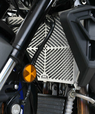 <em>YAMAHA</em> YZF R1  R1M 2015 2016 2017 2018 2019 RG STEEL RADIATOR GUARD
