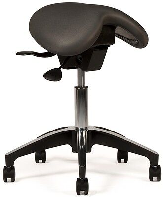 New Saddle Chair Dental Operator Stool For Dentist Or Hygienist