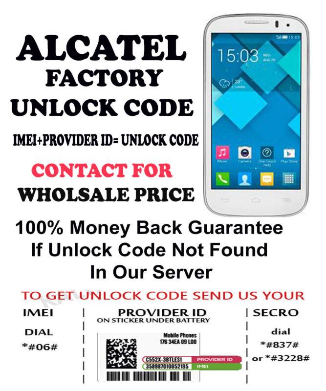 Unlock Code Modem Alcatel LinkZone MW40CJ MW40V MW40VD MW41NF MW41TM    Shopping Bin - Search eBay faster