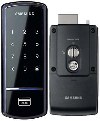 NEW Samsung Ezon Smart Digital Door Lock SHS-1321 English US VERSION **