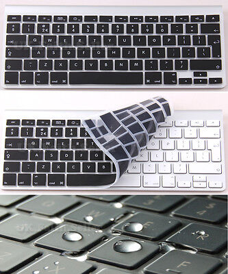 Waterproof UK Silicone keyboard Cover Protector for Apple iMac, Macbook Pro