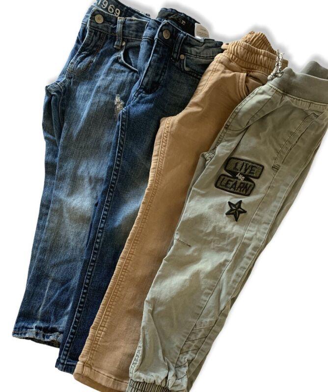 Boys Jean lot Bundle size 5 Gap, Joe Jeans, Cat& Jack, Genuine Kids, Khaki