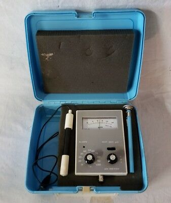 Engineered Systems Designs Lcph Am-25 Ph Meter With Probe.