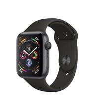 Apple Watch Series 4 44mm GPS + Cellular STAINLESS STEEL CASE + SPORTS BAND
