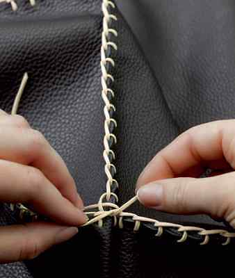Detail Becomes Particularly Evident In Quality Sewing Workmanship