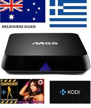 Android M8S Media Player KODI XBMC Loaded Quad Core Smart TV Wantirna South Knox Area Preview
