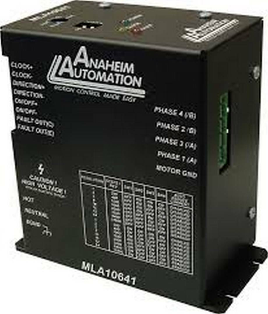Anaheim Automation MLA10641 - Stepper Drivers with 110VAC or 220VAC Input NEW