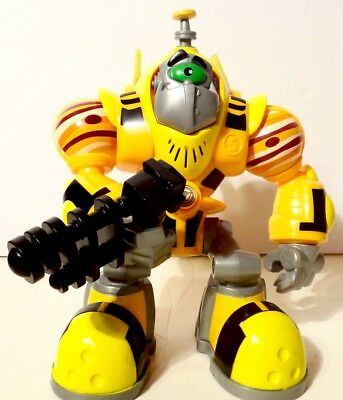 Mattel Fisher Price Planet Heroes Robot Figure