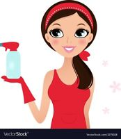 Cleaner Available - Bowmanville Area