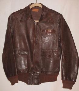 WWII A-2 Jacket | eBay