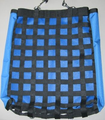 "Slow Feed Hay Bag Large Holds Four or More Flakes of Hay ~ 2""  Inch Openings"
