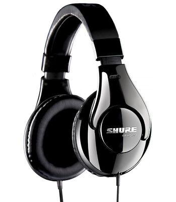 Shure SRH240A Professional Quality Closed-Back Headphones