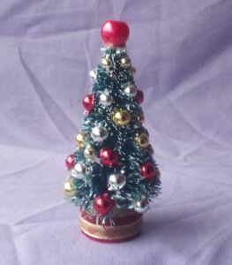 Dolls House Christmas Tree Ebay