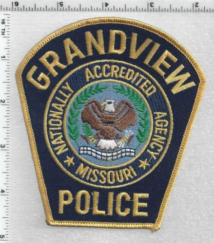 Grandview Police (Missouri) 3rd Issue Shoulder Patch