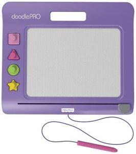 Mal- & Zeichenmaterialien für Kinder Fisher-Price Doodle Pro CHH61 Zaubermaltafel Lila günstig kaufen Sonstige Mal- & Zeichenmaterialien für Kinder
