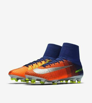 Nike Mercurial Superfly V 5 DF FG ACC Soccer Cleats 831940-408 Mens Sizes 9 & 12