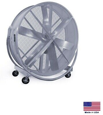 DRUM FAN Dolly Mounted - Variable Speed - 84
