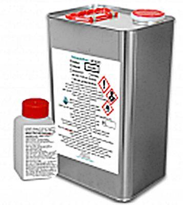 Polyesterharz TRANSPARENT klebfrei 10 kg+200 g Härter für Laminate und Gießharz