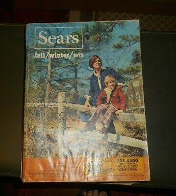 1975 Sears Fall Winter Catalog The Man on Page 602 MCM Furniture Fashions