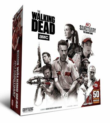 The walking Dead - No Sanctuary (The Board Game) (Neu) The Walking Dead Game