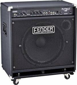 Bass Amp (as new) Fender Rumble 150 Chapman Weston Creek Preview