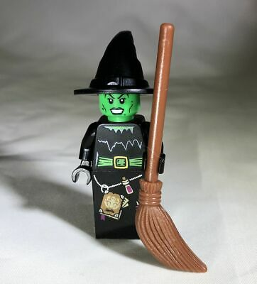 Witch Series 2 Broom 850487 LEGO Minifigure Mini Figure Fig - New Out of Package