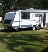 2004 Avan Model Caravan  Booral Fraser Coast Preview