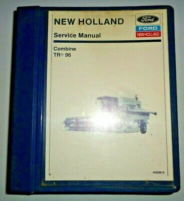 New Holland Combine   Owner's Guide to Business and Industrial Equipment