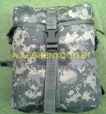 MOLLE ACU SUSTAINMENT POUCH US Military Army Universal Digital Camo USGI EXC