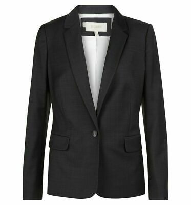 Hobbs Bea Black Grey Jacket RRP £149. Various Sizes