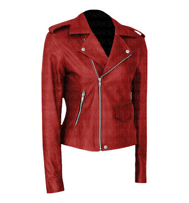 Oceans Eight Anne Hathaway Stylish Fashionable Leather Jacket Halloween Costume