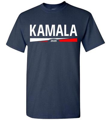 Kamala Harris 2020 T Shirt   Men  Women  Long  Youth  Tank  Tri Stripe