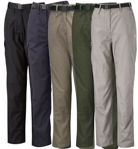 Womens-Ladies-Craghoppers-Classic-Kiwi-Walking-Travel-Adventure-Trousers