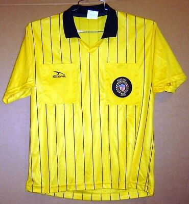 UNITED STATES 2007 SOCCER FEDERATION REFEREES USA JERSEY image
