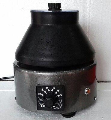 Blood Centrifuge Machine 5 Step Speed Regulator 8 Tube 3500 Rpm