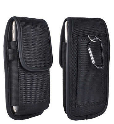 Universal Belt Hook Pouch Bag Nylon For All Mobile Cell Phone Case Cover Holster Universal Mobile Pouch