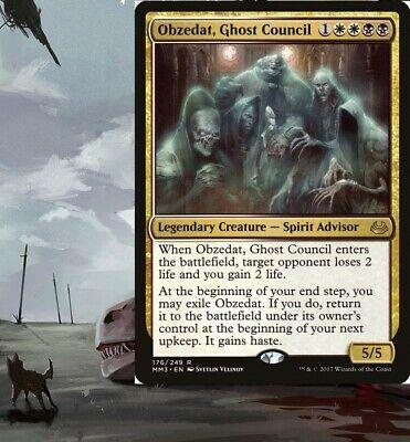 Obzedat Orzhov Extort Commander Deck Mtg Magic Edh Life Gain Life Drain Theme Us Polybull Com 4 vito, thorn of the dusk rose. obzedat orzhov extort commander deck