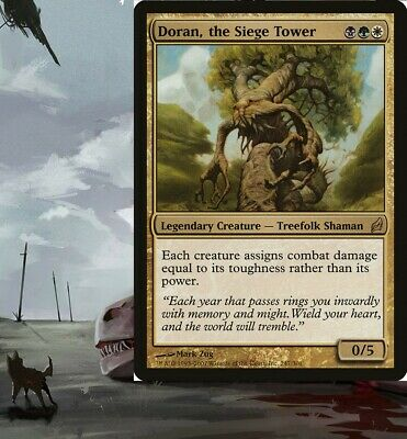 Doran, the Siege Tower TREEFOLK Commander Deck EDH Magic MTG Ready-to-Play