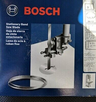 Bosch Stationary 9 10 Band Saw Bandsaw Blades 59-12 Bs5912 3pk